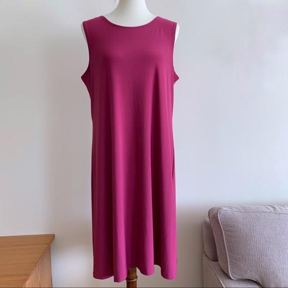 Attitudes by Renee Dresses & Skirts - Attitudes by Renee Sleeveless Pink Dress